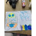 Fantastic story writing
