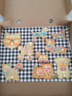 Evelyn's mouthwatering cookies!