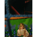 Reading in the ball pool!