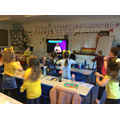 2D working out with Joe Wicks!