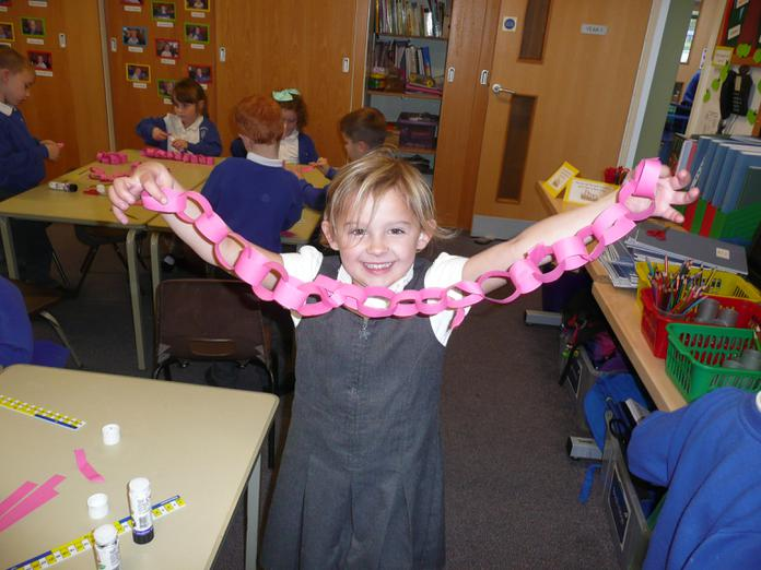 Daisy's was the longest worm!