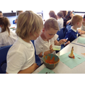 Making the 'Worst Witch's' Hat! Yummy!