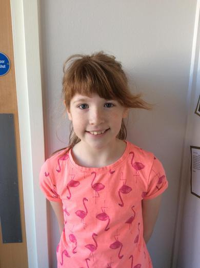 Evie has gained 2 gymnastics medals.