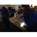 Where should we position the light source?