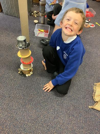 Lighthouse construction