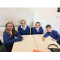 A huge thank you to our 4 Pupil Parliament members