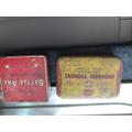 Old tins