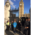At the Houses of Parliament