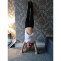 A handstand for 100 seconds!