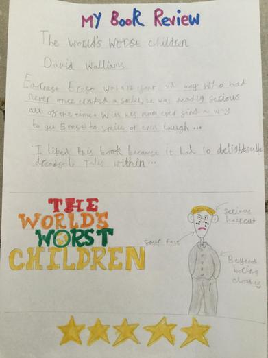 The World's Worst Children - 5 stars from Evelyn.