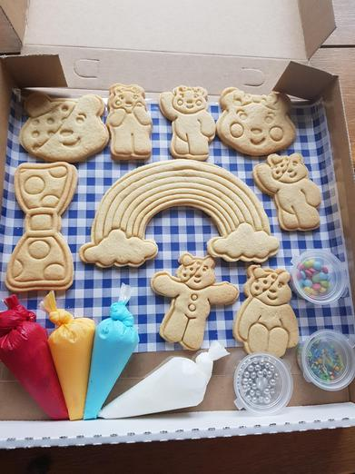 Someone's been busy baking!