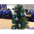 The School Council's Brilliant Baubles.