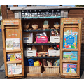 Playground reading shed