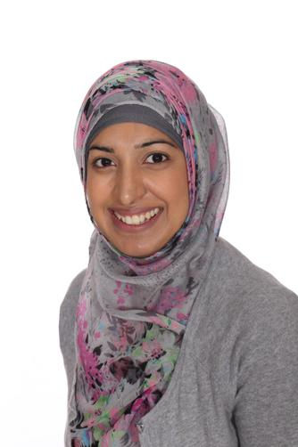 Mrs Ilyas, Reception Teacher