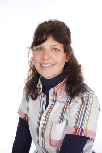 Mrs C Lawson, job share teacher