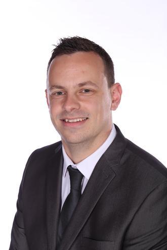 Mr S Groutage, Asst Head, Year 5/6 Class Teacher