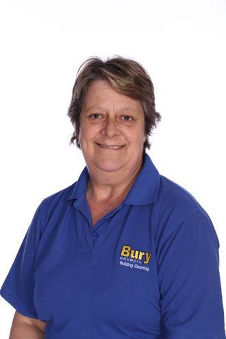 Mrs E Ryan,  Cleaner