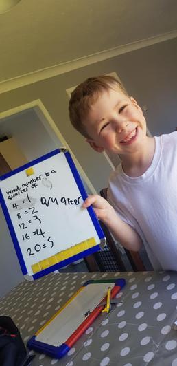 Connor - Mr Riley's class