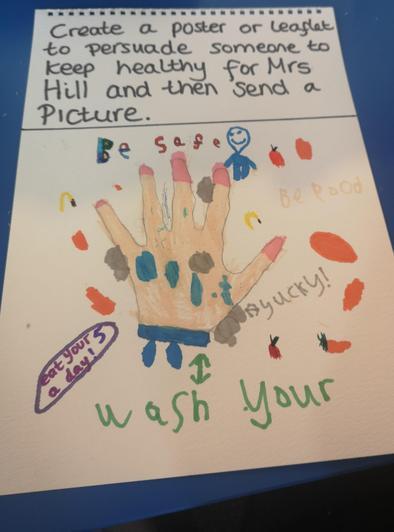 Josh - Mrs Hill's class