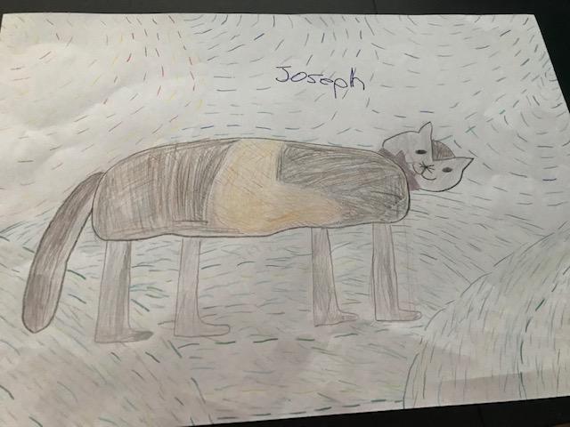 Joseph - Mrs Rose's class