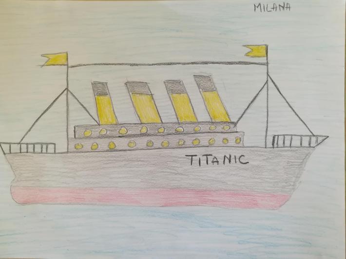 Milana - Mrs Rose's class