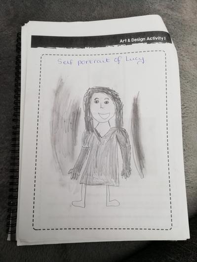 Lucy - Miss Kett's class