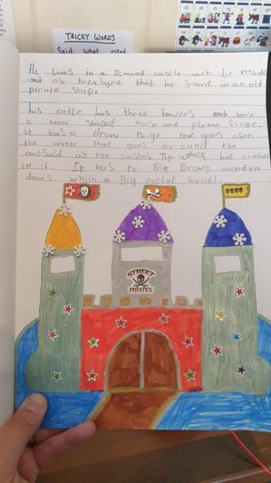 Noah - Miss Kett's class