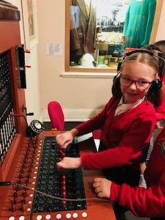 Telephone receptionist!