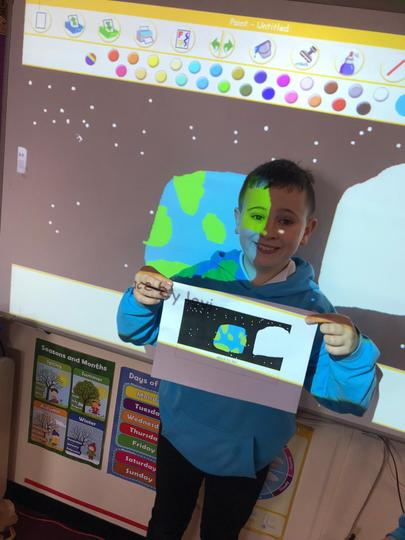 Using ICT to help us learn about the solar system