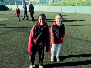 We love the STF Play Football League!