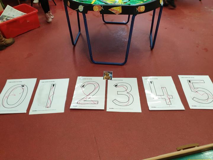 We order numbers in lots of ways!