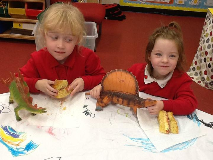 We loved our dinosaur picnic!