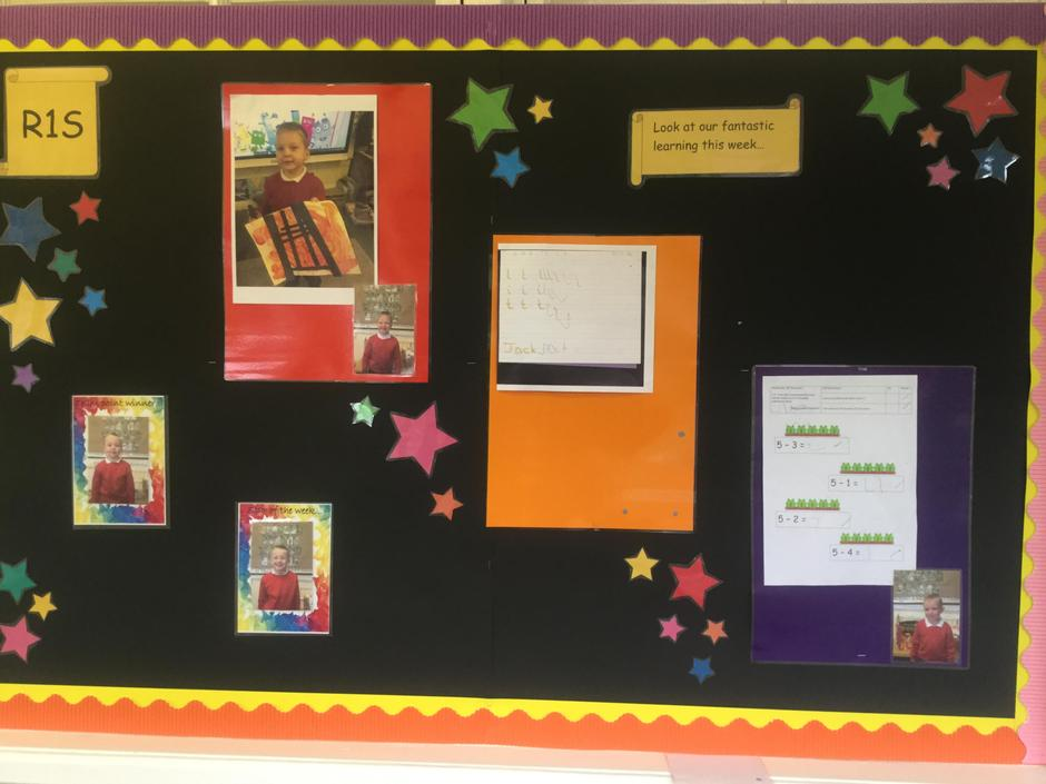 Check out Twitter each week to see who has made it onto R1S Corridor Of Champions board!
