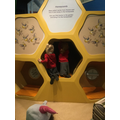 Buzzing Bee hive