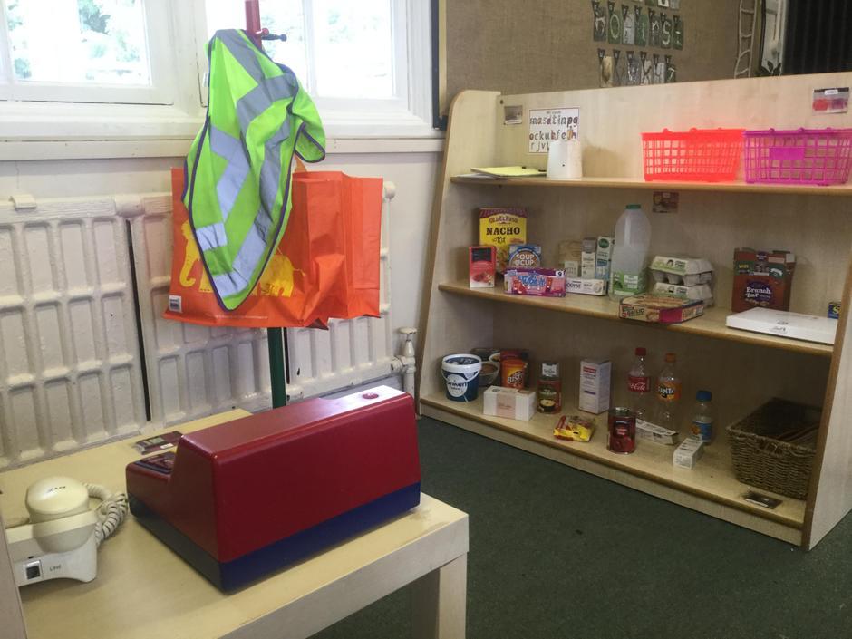 Role play - A Shop