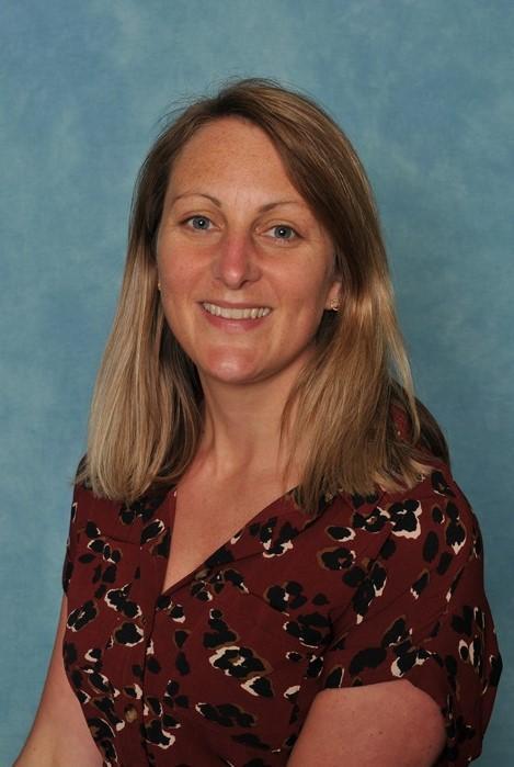 Miss Howden. Head Teacher