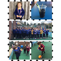 Performing poems, growing beans and completing sports challenges.