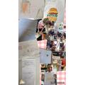 Sandwich designs for Mr Grinling 🥪