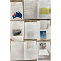 Jake's 'Dear Australia' flap book