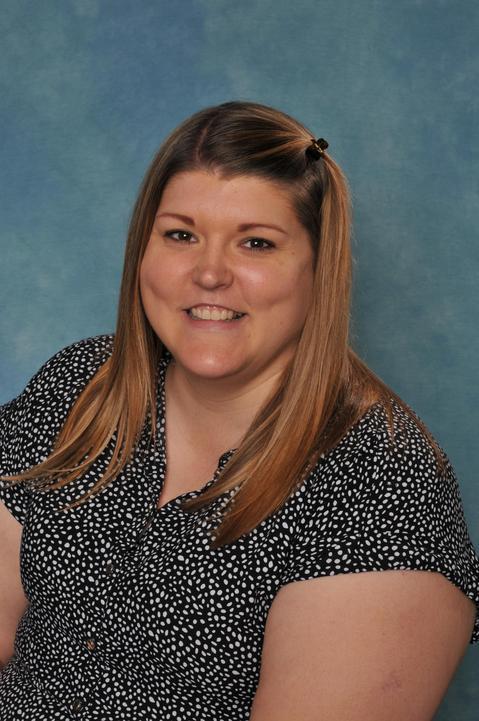 Miss Gray. Class Teacher and KS1 Lead