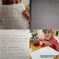 Our letter writing
