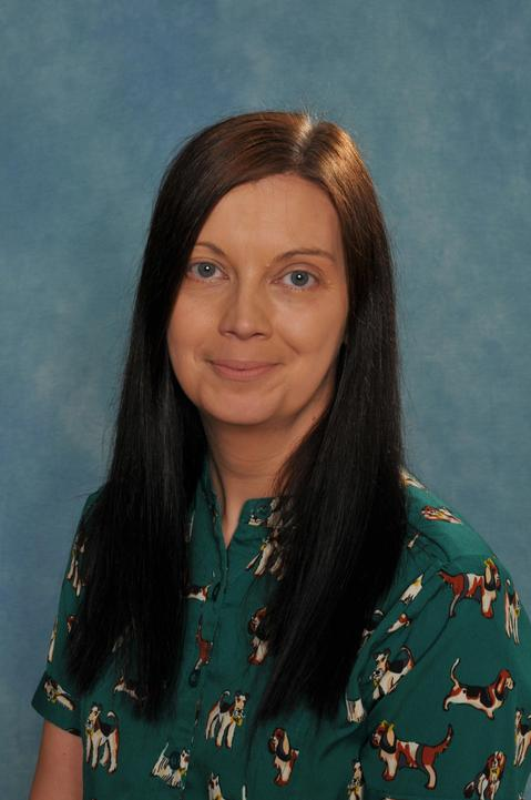 Mrs Johnson. School Business Manager