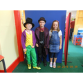 The children look fantastic in their costumes!!
