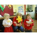 St Davids Day nursery 2016