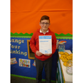 Hi I'm Kian, Yr5 and the Vice Chair.