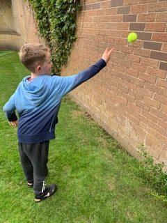 Ball catch