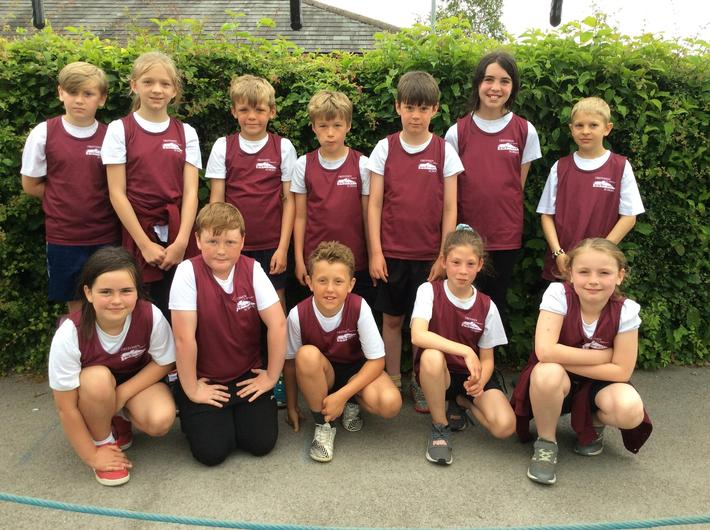 Year Five Rounders Team