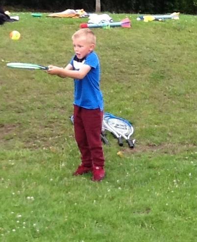 Tennis bounce