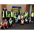 Kerb craft - learning to cross the road safely.