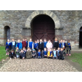 Class trip to Cardiff Castle